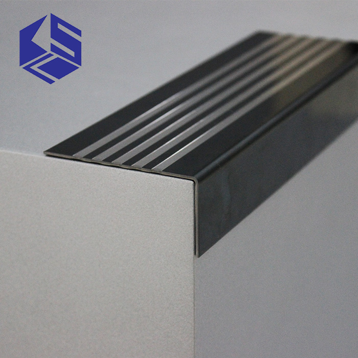 Exceptional Regular Step Nosing Stainless Steel Stair Nosing For Vinyl Floor