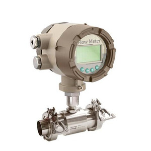 2019 New Product SS turbine type Fuel Flowmeter dn20 Oil Turbine Flowmeter