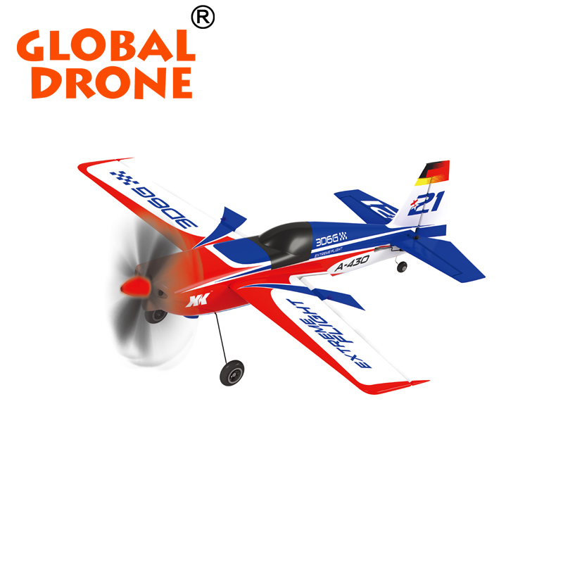 XK A430 2.4G 5CH Brushless Motor RC Airplane 430mm Wingspan EPS Aircraft Outdoor Plane fun model