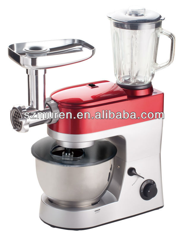 Planetary Kitchen Appliance Dough Mixer With Blender And Grinder ...