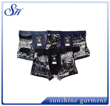 high quality wholesale hot selling fashional latex men boxer briefs