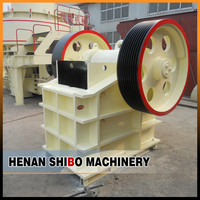 High quality manufacturer offer stone jaw crusher
