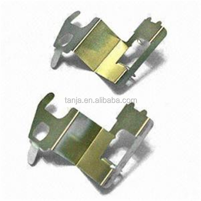 TANJA factory direct OEM custom sheet metal fabrication stainless steel punch press parts