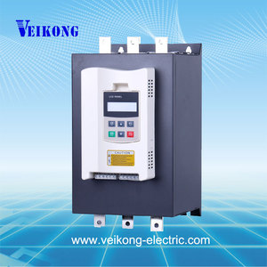 VEIKONG 5.5KW 380V 3-phase soft starters ac variable frequency inverter electric motor speed controller
