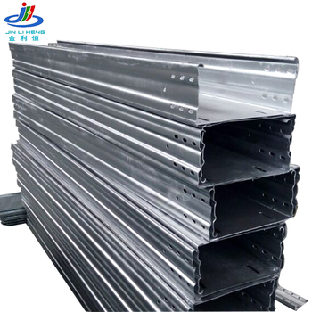 High Quality Waterproof Galvanized Steel cable trunking and ducting