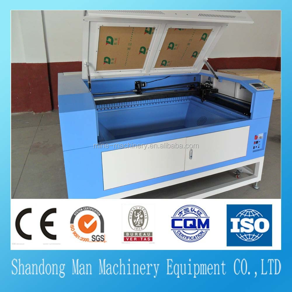 60w 80w 100W MN6090 plastic / jewelry laser engraving and cutting machine