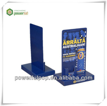 Paypalwestern union paid beer promotion pdq business card holder paypalwestern union paid beer promotion pdq business card holder papercardboard display for colourmoves