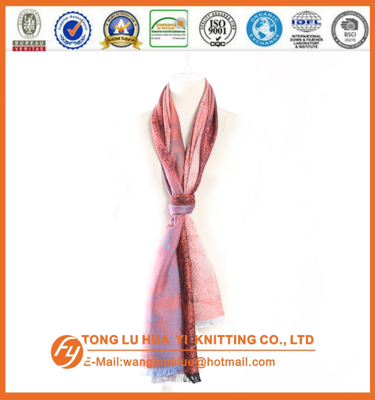 winter woven 100% acrylic ladies 2012 wholesale fashionable scarf stoles-14