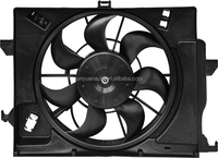 Radiator Cooling Fan for HYUNDAI 25380-1R050, 25380-1W150