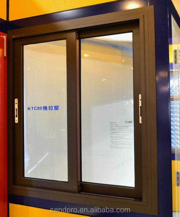 High quality energy saving aluminum frame sliding sash for Window manufacturers nz