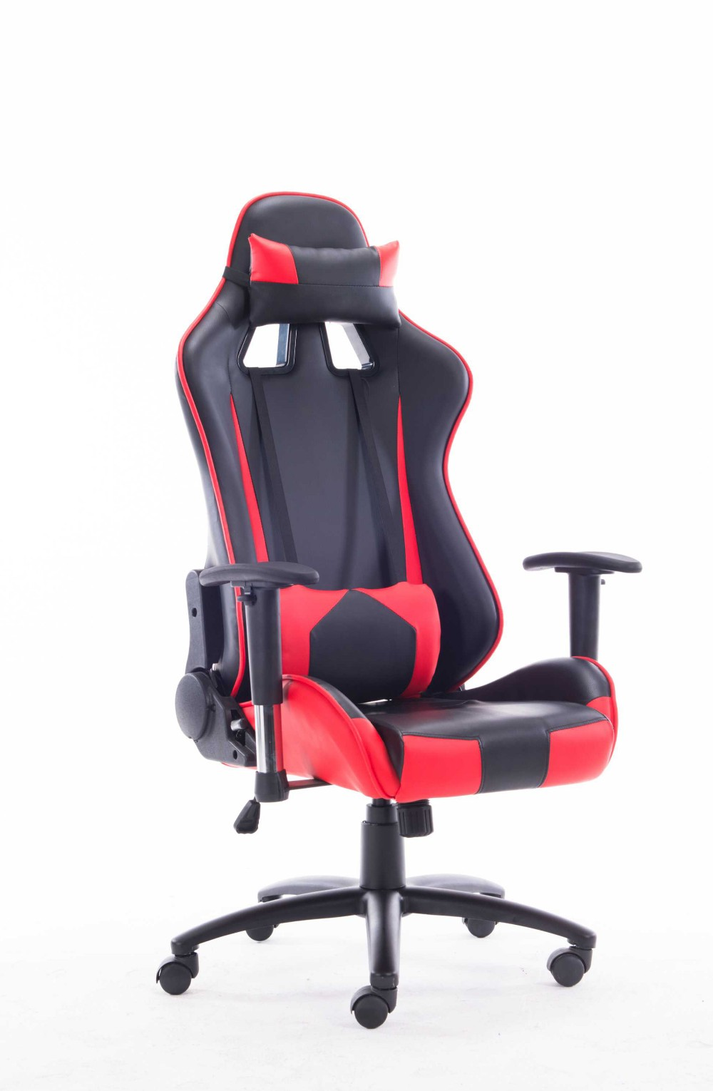 Elegant Workwell Racing Office Car Chair Gaming Chair Bucket Seat Iron Structure  Multifunction Bucket Seat Chair QO