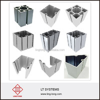 Aluminium display stand material for Germany Exhibition Booth System