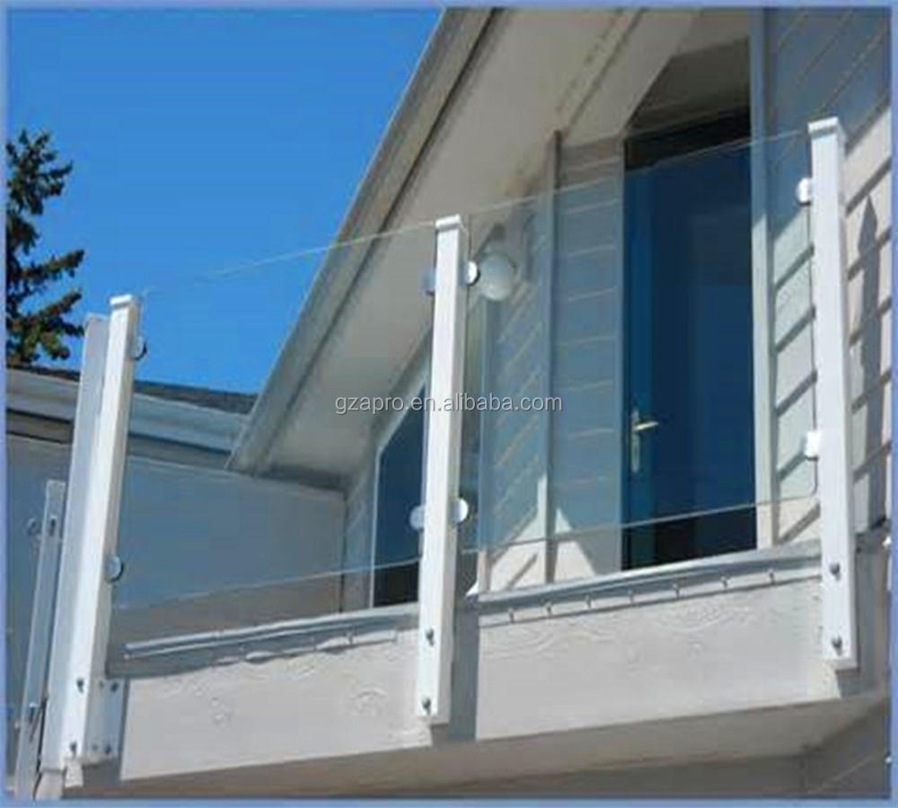 2015 fancy balkon leuningen staal grills ontwerp veranda ...