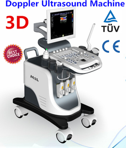 Cardiac Portable Ultrasound Machine Price Medical Echocardiography Ecografo USD Echo Machine(MSLCU24-R)