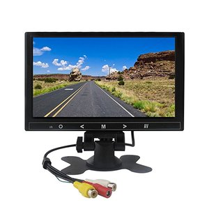 7 inch Car TV Monitor with USB1080p Car monitor Headrest Car DVD