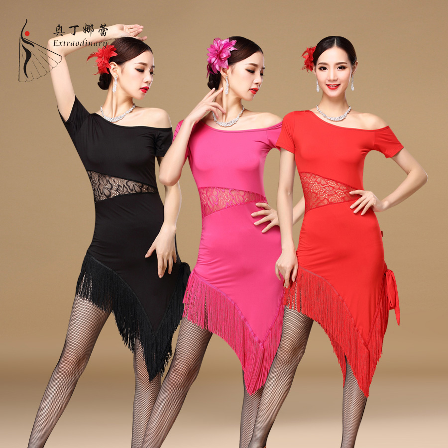 OEM Professional Hot Sexy Latin American Dancing Dresses for Women