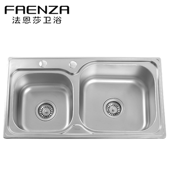 Manufacturer Faenza Stainless Steel Kitchen Sink - Buy Stainless Steel ...