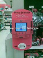 "7"" Bar Code LCD Advertising Displayer for Supermarket"