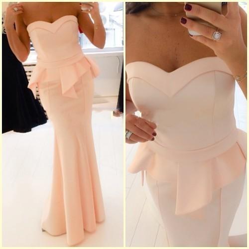 Vestidos-De-Fiesta-2016-Newest-Sweetheart-robe-de-soiree-Long-Prom-Dress-Mermaid-Peach-Evening-Gowns_conew1