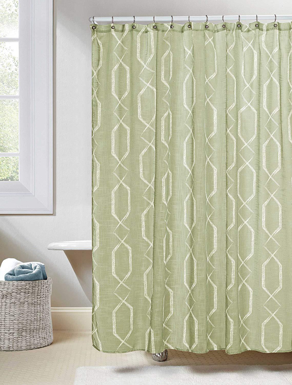 Cheap White Linen Shower Curtain Find White Linen Shower