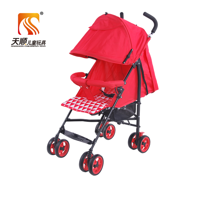 Top selling EN71 good quality baby doll stroller 3 in 1 kids pram made in China