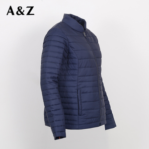 faf69ecbf2a OEM women woodland quilted winter warm bubble jacket for women