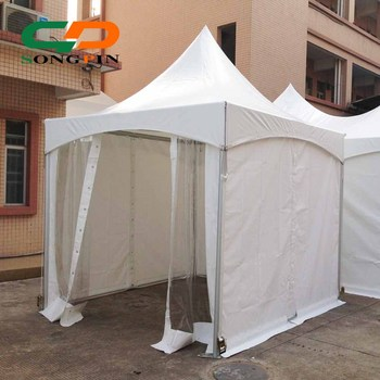 3x3m Mini Aluminum Frame Canopy Tent With Clear Walls For Sale - Buy  Aluminum Frame Canopy,3x3 Canopy Tent,Mini Canopy Product on Alibaba com
