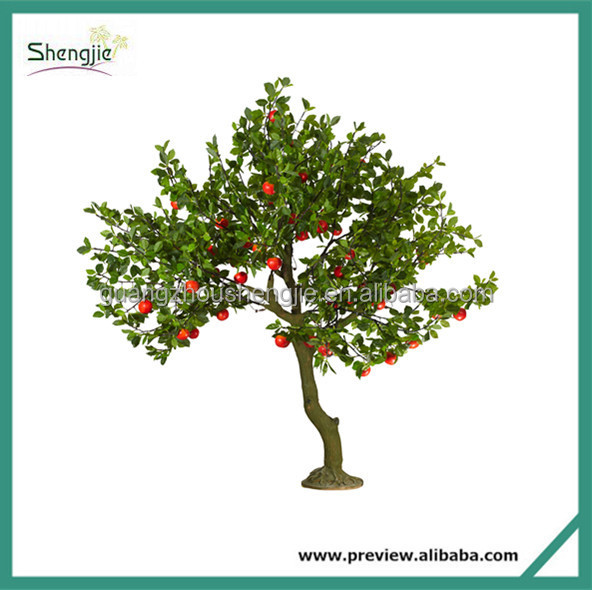 J080614artificial Indoor Tree With Lights Fake Lighted For Decoration Artificial Trees Decorative And