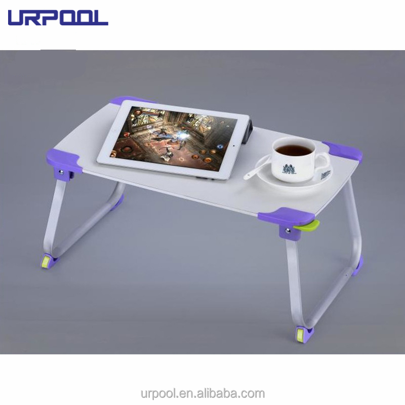 Portable For Indoor Outdoor Lightweight folding laptop table picnic table