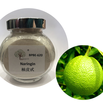 Natural  Grapefruit Extract Naringin CAS 10236-47-2
