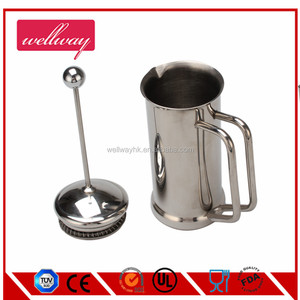 Vacuum Insulated French Press Coffee Maker