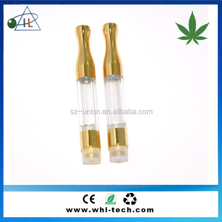 2016 wax atomizer 9.2mm thc oil cartridge one time use pen.