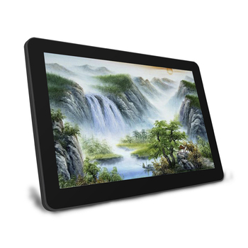 15 / 15.6 inch Pure Flat Surface Waterproof Touch Screen Monitor IP67