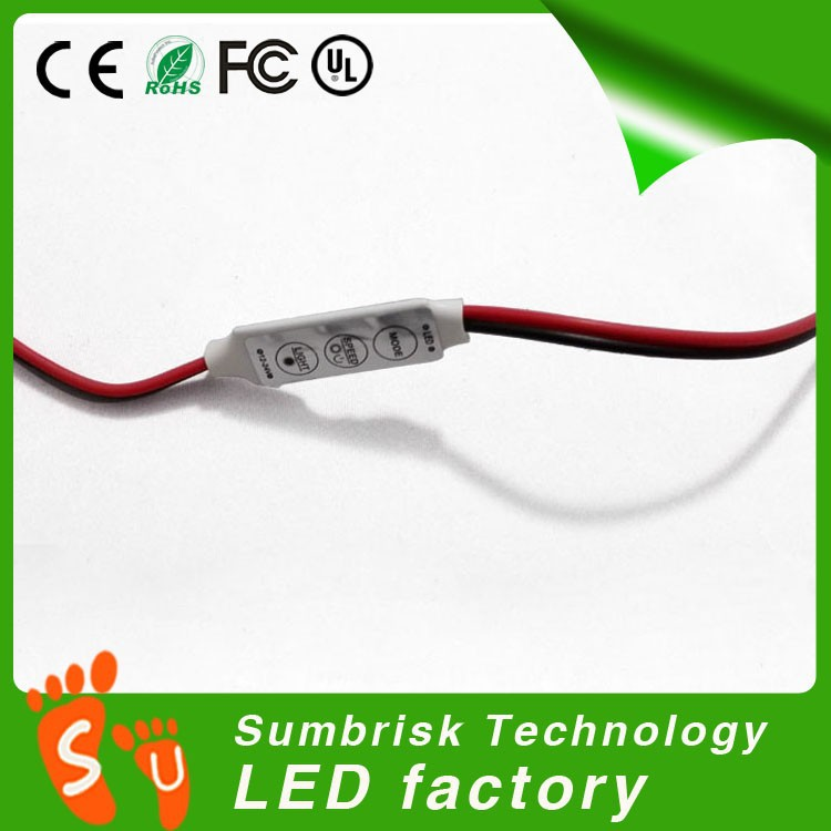 Led dimmer 220v for single strip