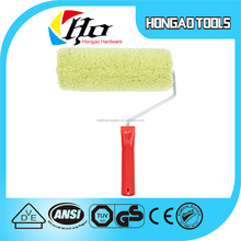 paint brush hand tool manufactory,varies types of tiger stripes paint roller brush