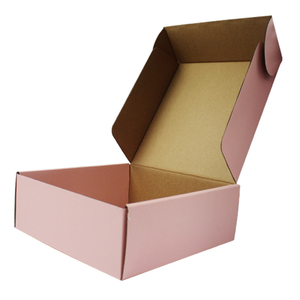 Custom Carton Packing Box, Corrugated Materials Shipping Box