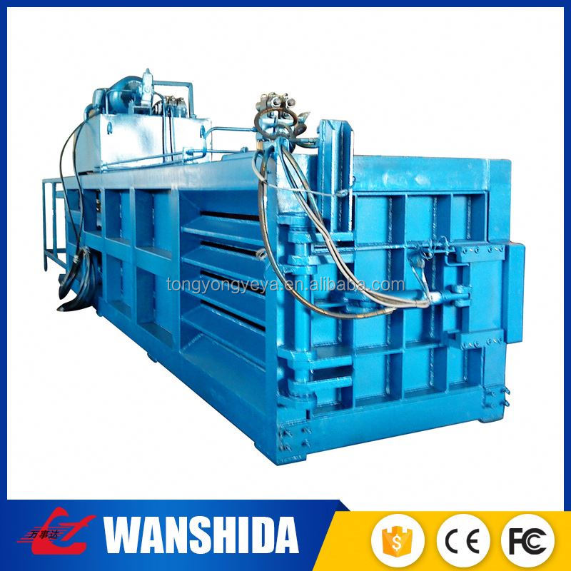 Jewel Shanghai China Semi-automatic Compression machine for Waste Paper, Scrap Paper