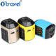 Crazy electronic corporate gifts innovative NEW product christmas gift Travel Adapter with COMPASS new ideas business gift set