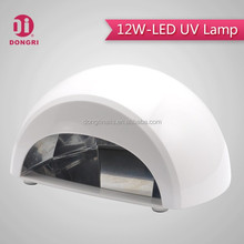 12 W arc en forme de LED UV germicide lampe à ongles