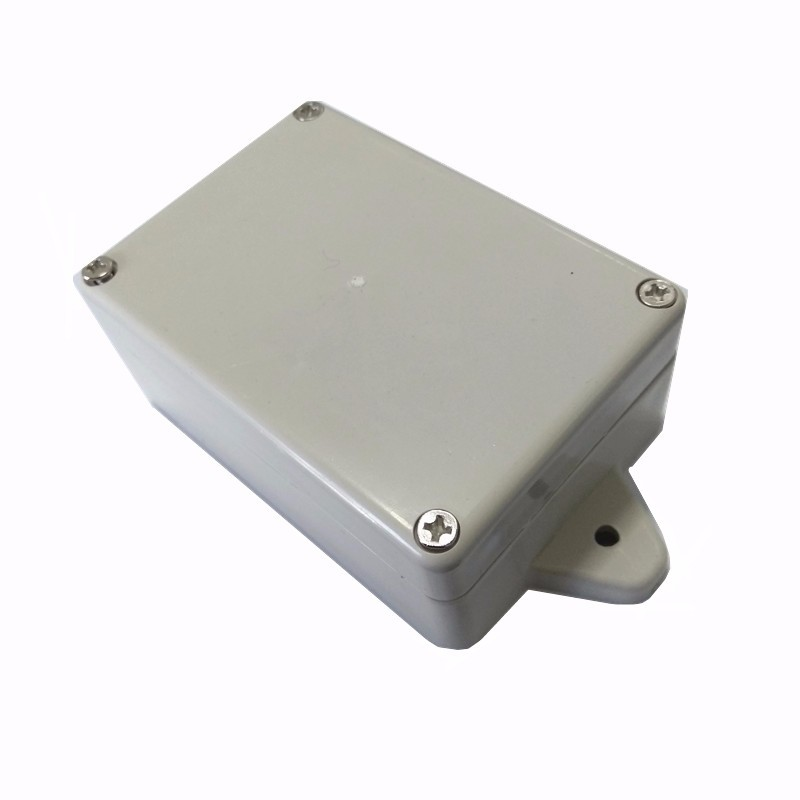 Free Shipping <strong>Plastic</strong> Electronic Project Box Gray DIY Enclosure Instrument <strong>Case</strong> Electrical 85*58*33 cm