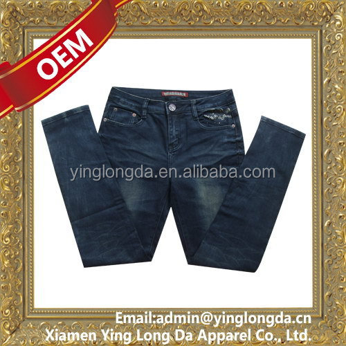 Contemporary new products women sex jeans