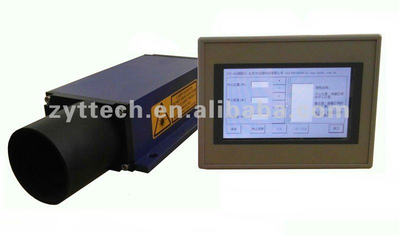 High pricision Laser area detector