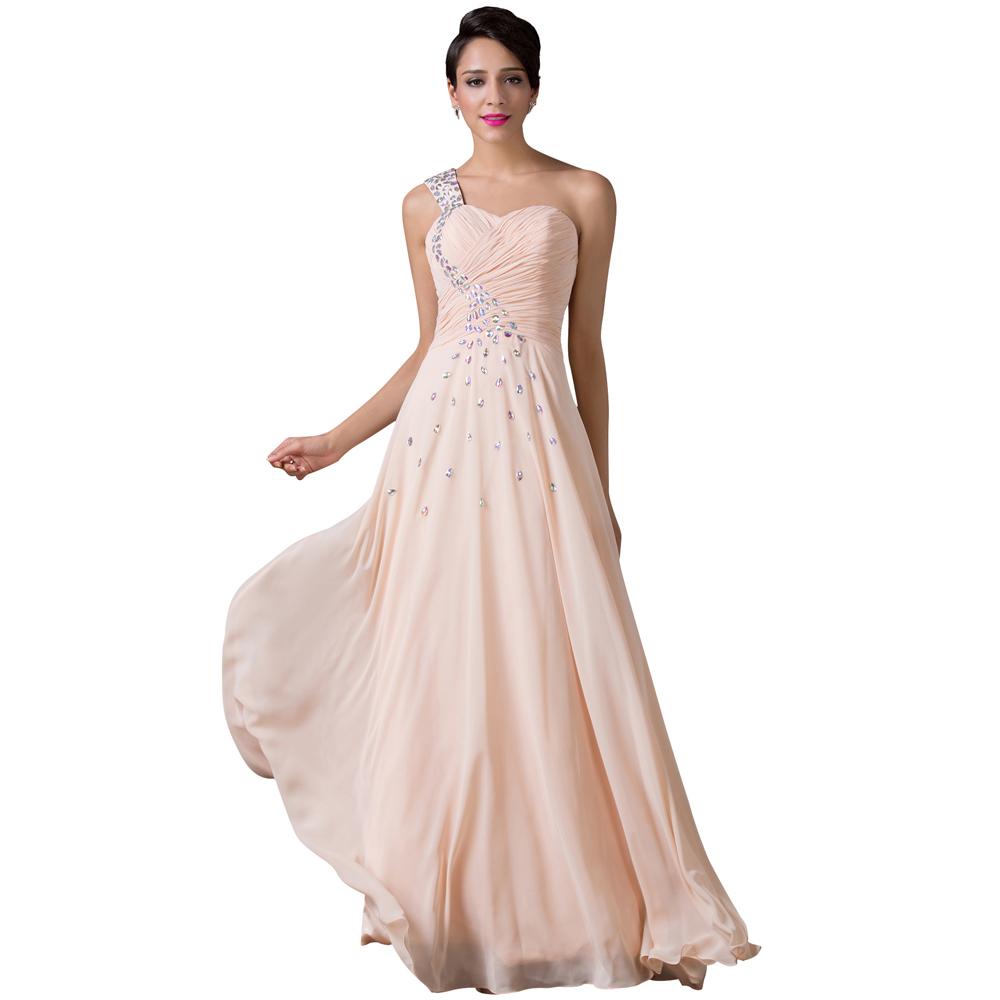 Buy one shoulder dress