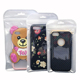Customize logo for iphone cover clear bags