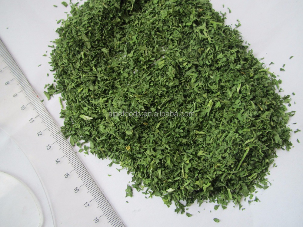 Green And Safe food grade Delicious Dehydrated Celery Leaf