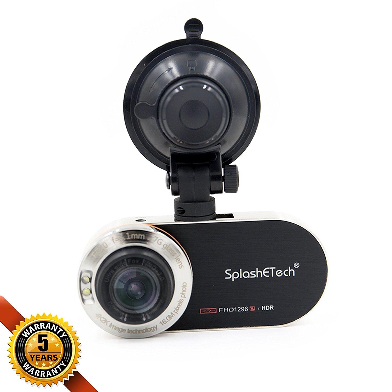 "SplashETech FX625 Car Recorder,Metal Housing Mini Dash Cam,Full HD 1080P Car Dvr, 2.7"" Screen,170° Wide Angle,HDR, Dashboard Camera,Car Video with Superior Night Vision"