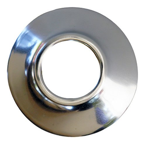 LASCO 03-1535 Sure Grip Chrome Plated Shallow Flange Fits 3/4-Inch Iron Pipe
