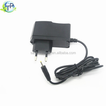 Input Ac 120v 60hz Output Dc 12v 300ma To 1a Power Adapter
