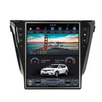 vertical 12.1 Inch touch screen car dvd for Nissan Qashqai/Xtrail 2014-2016 with radio Bluetooth Sat Navi GPS navigation