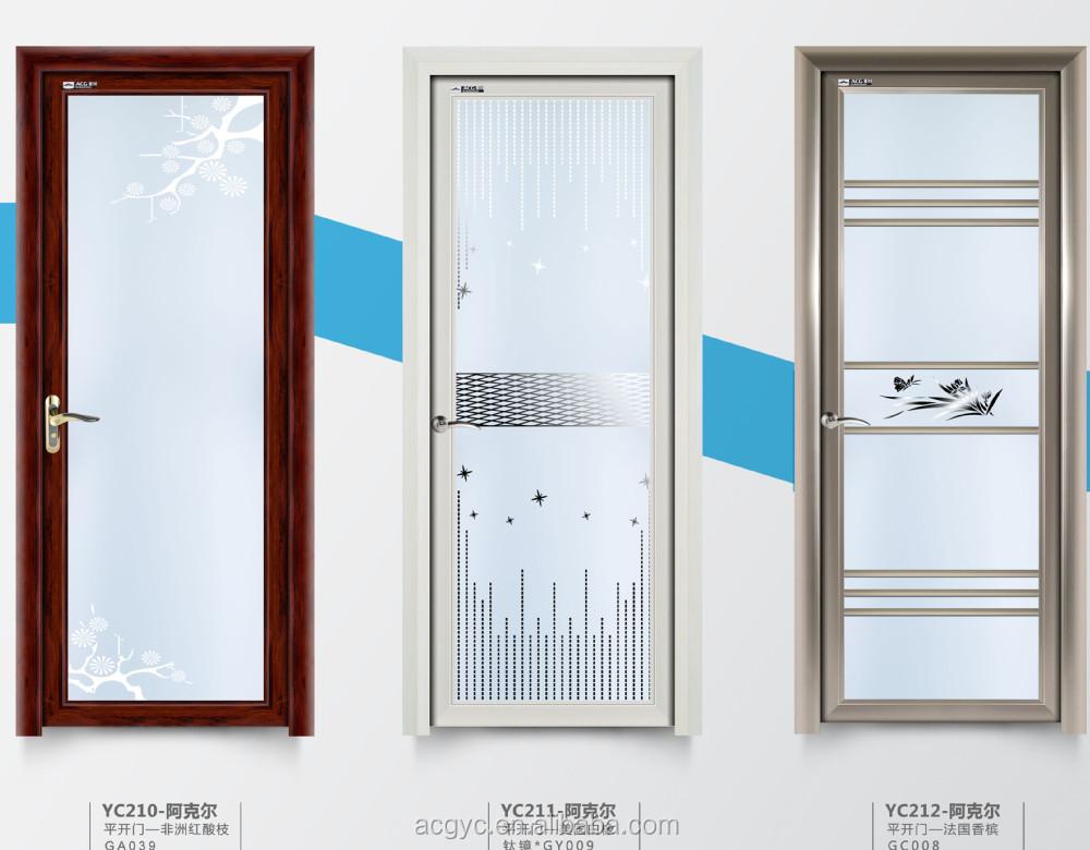 Glass Door Designs For Bedroom bedrooms Modern Bedroom Door Designs Aluminium Commercial Swing Glass Door